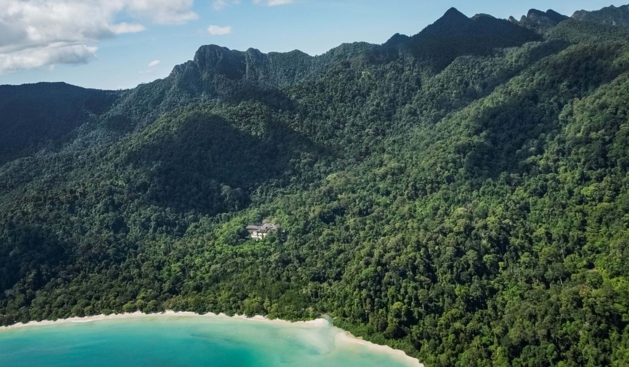 The Datai Langkawi - Aerial View 1