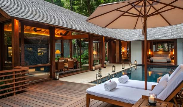 The Datai Langkawi - One Bedroom Beach Villa (Swimming Pool)