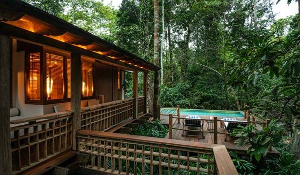 The Datai Langkawi - Rainforest Pool Villa