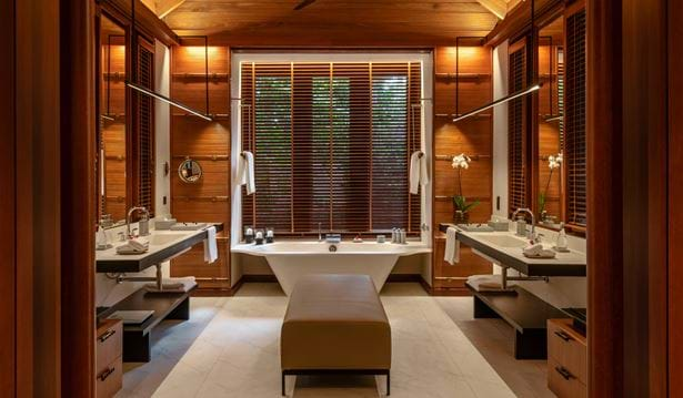 The Datai Langkawi - Rainforest Villa (Bathroom)